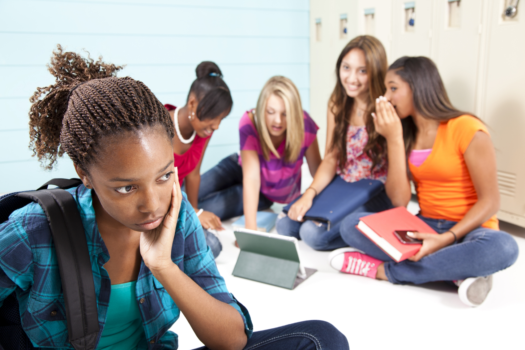 cyberbullying among teens and adolescents Finally, targets of cyberbullying often feel like they can't get away from the bullying if someone is bullying you at school, when you leave for the day it's over but cyberbullying can follow you home, and continue all night.