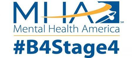 #B4Stage4 Logo