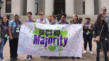 YLP outside Ohio Statehouse
