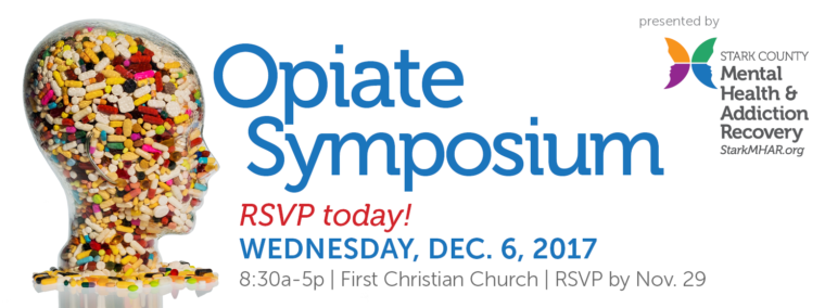 2017 Opiate Symposium: Innovative Solutions to Stark's Opiate Epidemic @ First Christian Church | North Canton | Ohio | United States