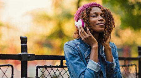 headphones-music-woman