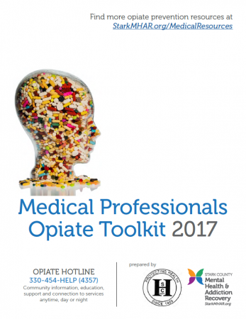 MEDICAL PROFESSIONALS OPIATE TOOLKIT 2017
