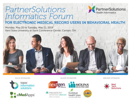 PartnerSolutions Informatics Forum for EMR Users in Behavioral Health @ Kent State University at Stark Conference Center | North Canton | Ohio | United States