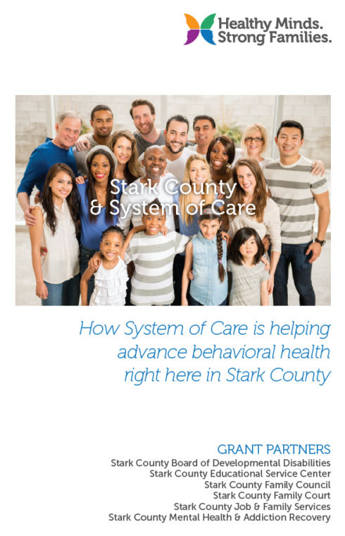 SYSTEM OF CARE BROCHURE