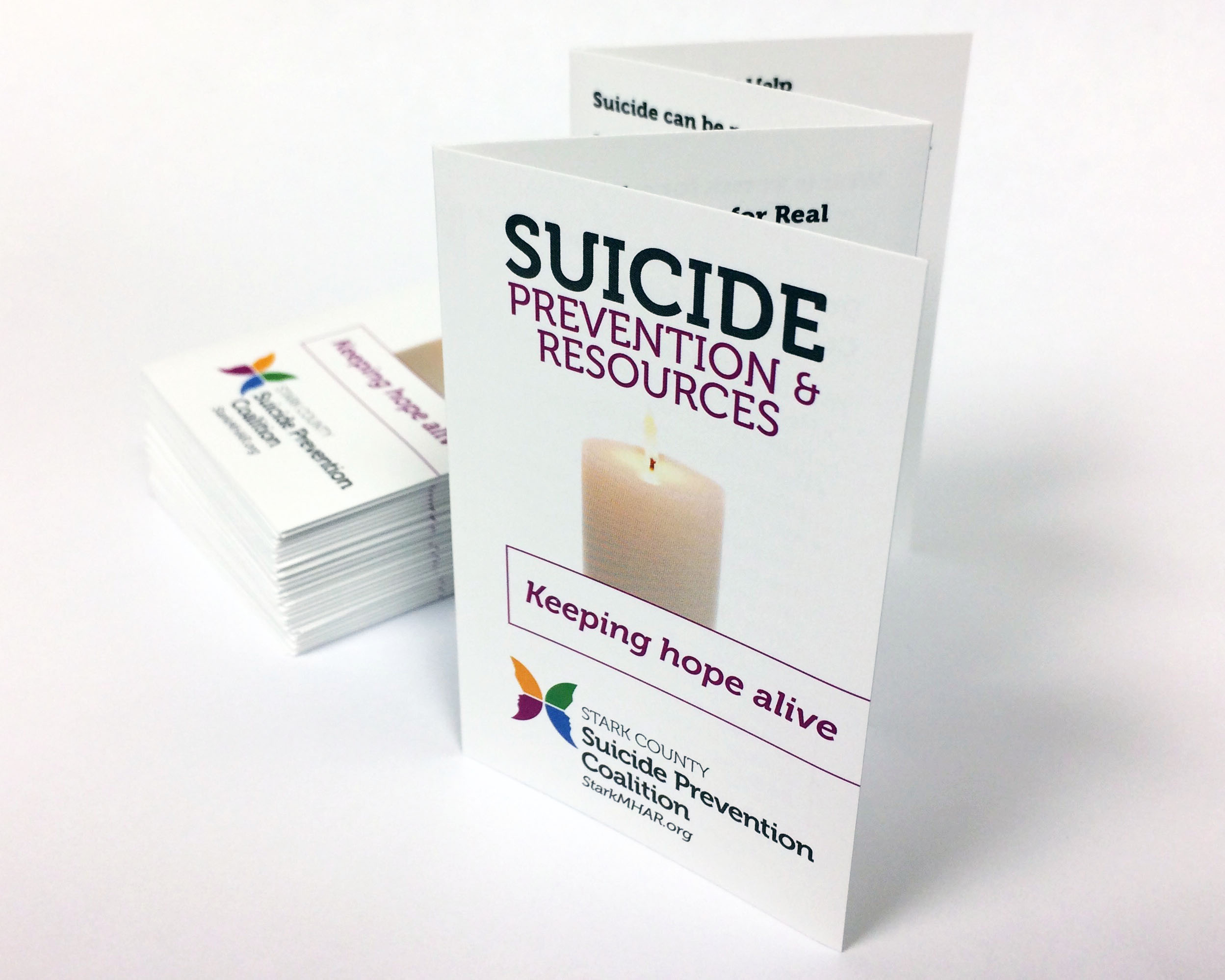 Suicide Prevention Pocket Pal