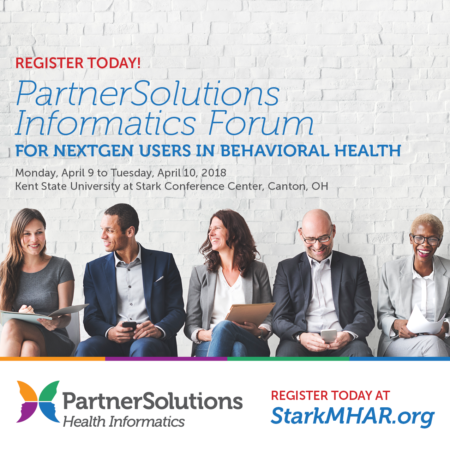 PartnerSolutions Informatics Forum for NextGen Users in Behavioral Health @ Kent State University at Stark Conference Center | North Canton | Ohio | United States