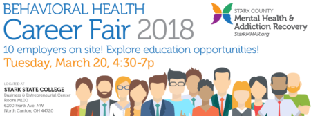 Behavioral Health Career Fair 2018 @ Stark State College | North Canton | Ohio | United States