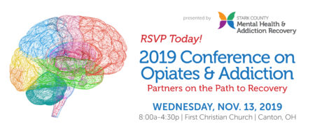2019 Conference on Opiates & Addiction: Partners on the Path to Recovery @ First Christian Church | North Canton | Ohio | United States